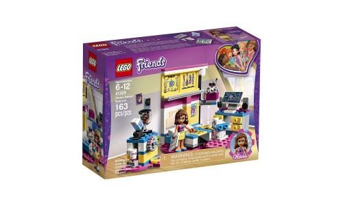 Уценка. Конструктор LEGO Подружки Комната Оливии