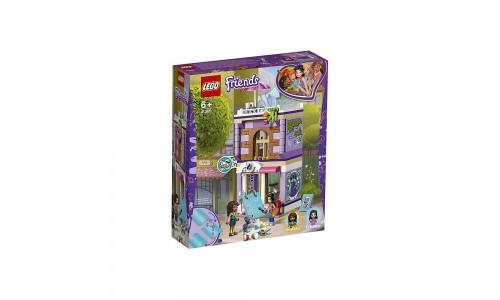 Конструктор LEGO Friends художественная студия Эммы