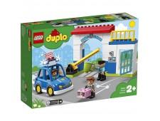 Конструктор LEGO DUPLO полицейский участок - 10902