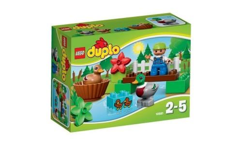 LEGO DUPLO 10815 «Уточки в лесу»