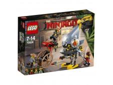 Конструктор LEGO Ниндзяго Нападение пираньи - 70629