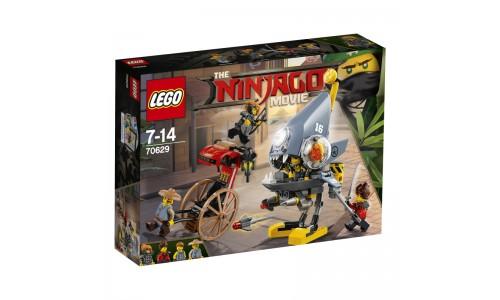 Конструктор LEGO Ниндзяго Нападение пираньи