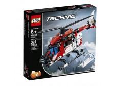 Конструктор LEGO Technik спасательный вертолёт - 42092