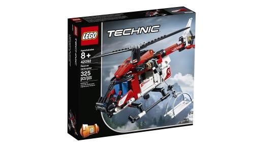 Конструктор LEGO Technik спасательный вертолёт
