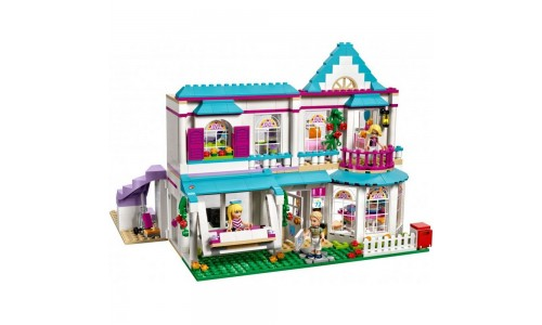 LEGO Friends 41314 Дом Стефани