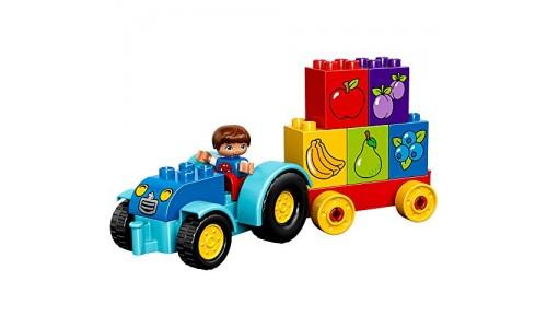 LEGO DUPLO 10615 «Мой первый трактор»
