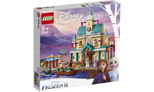 Конструктор LEGO Princess Disney Деревня в Эренделле