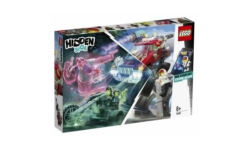 Конструктор LEGO Hidden Side Трюковый грузовик Эль-Фуэго