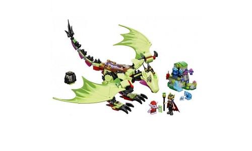 Конструктор LEGO Elves 41183 Дракон Короля Гоблинов