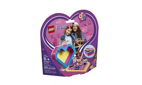 Конструктор LEGO Friends шкатулка-сердечко Оливии