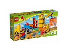 Конструктор LEGO Duplo 10813 Большая стройплощадка - 10813