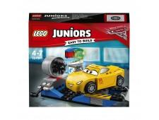 Конструктор LEGO Juniors 10731 Гоночный тренажёр Крус Рамирес - 10731