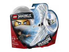 Конструктор LEGO Ninjago Зейн - Мастер дракона - 70648