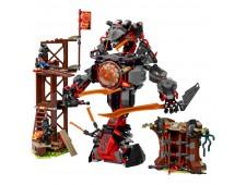 Конструктор LEGO Ninjago Железные удары судьбы - 70626