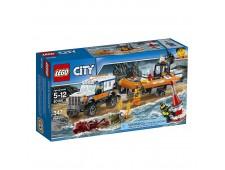 Конструктор LEGO City Coast Guard 60165 Внедорожник 4х4 команды быстрого реагирования - 60165
