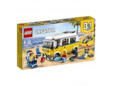 Конструктор LEGO Creator Фургон сёрферов - 31079