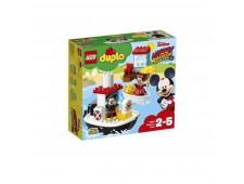 Конструктор LEGO DUPLO Дисней катер Микки - 10881