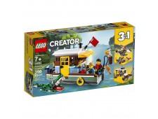 Конструктор LEGO Creator «Плавучий дом» - 31093