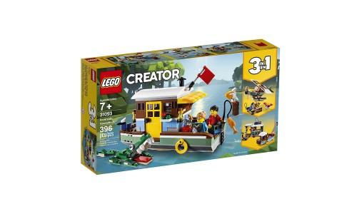 Конструктор LEGO Creator «Плавучий дом»