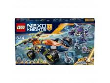 Конструктор LEGO NEXO Knights Вездеход Аарона 4x4 70355 - 70355
