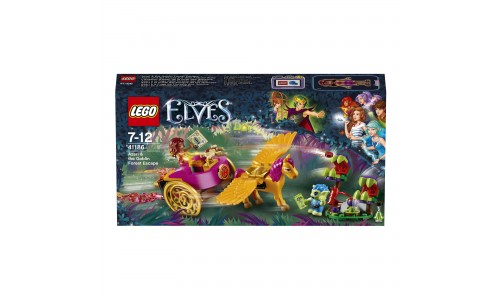 Конструктор LEGO Elves 41186 Побег Азари из леса гоблинов