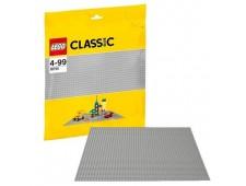 LEGO Classic 10701 Строительная пластина серого цвета - 10701