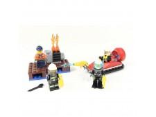 LEGO City 60106 для начинающих «Пожарная охрана» - 60106