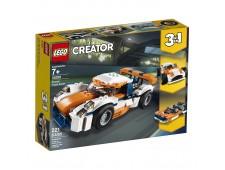 Конструктор LEGO Creator «Оранжевый гоночный автомобиль» - 31089