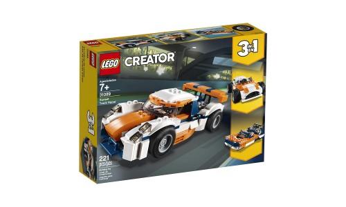 Конструктор LEGO Creator «Оранжевый гоночный автомобиль»