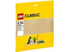 LEGO Classic 10699 Строительная пластина желтого цвета - 10699