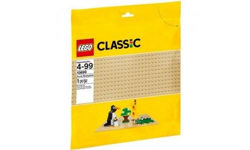 LEGO Classic 10699 Строительная пластина желтого цвета