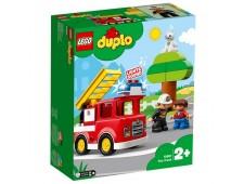 Конструктор LEGO DUPLO пожарная машина - 10901