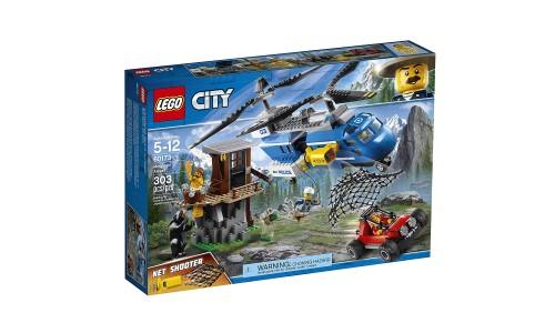 Конструктор LEGO City Погоня в горах