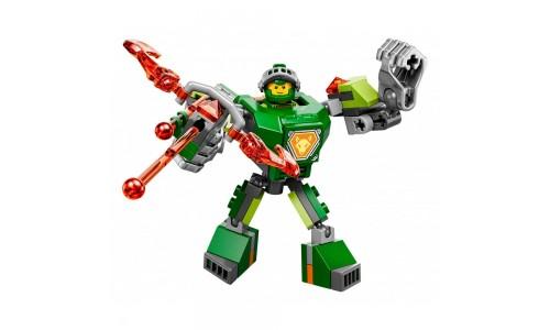 Конструктор LEGO Nexo Knights Боевые доспехи Аарона