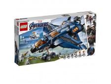 Конструктор LEGO Super Heroes Модернизированный квинджет Мстителей - 76126