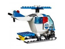 LEGO Juniors 10720 Погоня на полицейском вертолёте - 10720