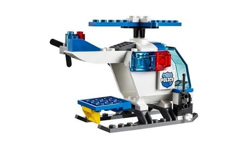 LEGO Juniors 10720 Погоня на полицейском вертолёте