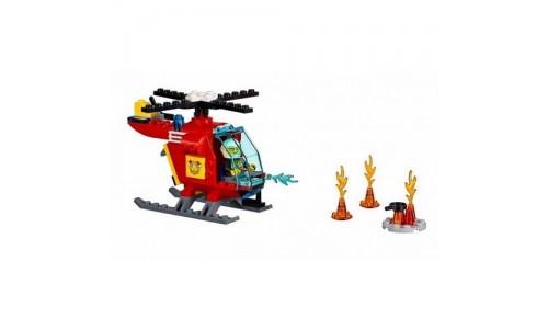 Конструктор Lego Juniors Чемоданчик «Пожар»