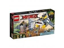 Конструктор LEGO Ninjago 70609 Бомбардировщик «Морской дьявол» - 70609