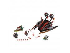 Конструктор LEGO Ninjago 70624 Алый захватчик - 70624