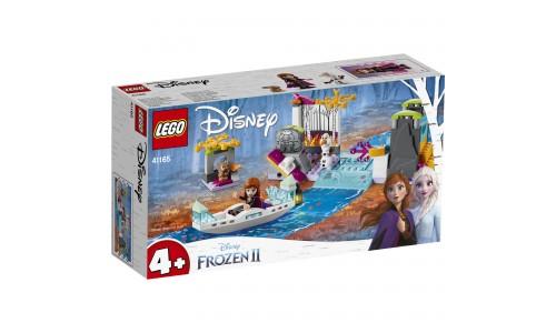 Конструктор LEGO Princess Disney Экспедиция Анны на каноэ