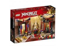 Конструктор LEGO NINJAGO Решающий бой в тронном зале - 70651