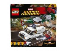 Конструктор LEGO Super Heroes 76083 Берегись Стервятника - 76083