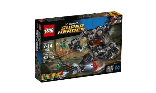 Конструктор LEGO Super Heroes 76086 Сражение в туннеле