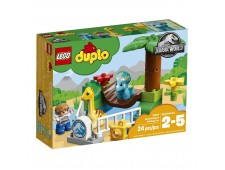 Конструктор LEGO DUPLO Jurassic World Парк динозавров - 10879