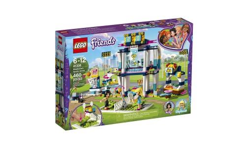 Конструктор LEGO Подружки Спортивная арена для Стефани
