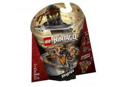 Конструктор LEGO Ninjago «Коул: мастер Кружитцу» - 70662