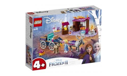 Конструктор LEGO Princess Disney Дорожные приключения Эльзы