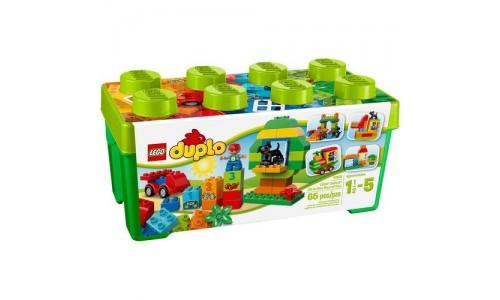 LEGO DUPLO 10572 «Механик»