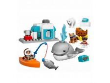 LEGO Duplo 10803 Вокруг света: Арктика - 10803